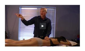Example sensual massage session